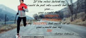 Running Desire