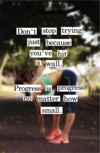 Don't Stop Trying