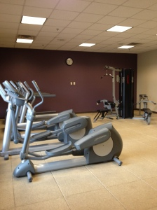 Gym Double Tree