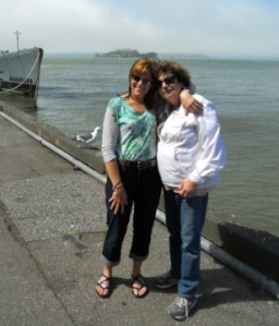 Laurel and Aunt Patty