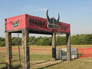 Warrior Dash Arch