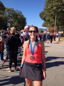 Finished St. Louis Rock and Roll Marathon