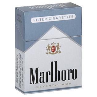 Marlboro 20 class a cigarettes