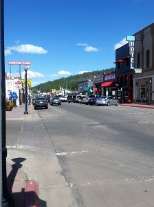 Main Drag in Williams